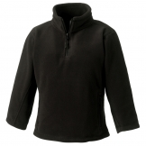 Kids 1/4 zip outdoor fleece