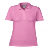 Anvil women's double pique polo