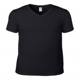 Anvil v-neck fashion tee