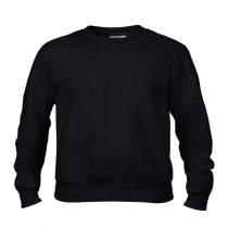 Anvil adult crew neck French terry sweatshirt