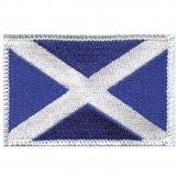 Scotland Sew-on Flag Badge