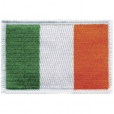 Ireland Sew-On Flag Badge