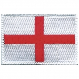St George Sew-on Flag Badge