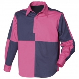 Long Sleeve Quartered Drill Shirt