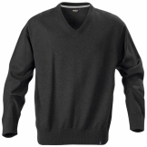 Lowell v-neck knitted sweater