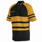 Kids teamwear phase II hooped match shirt