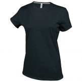 Women's short sleeve crew neck t-shirt