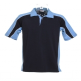 Gamegear® continental rugby shirt short sleeved