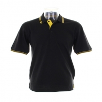 Solent jersey polo
