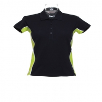 Women's Gamegear® track polo