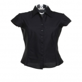 Women's bar blouse cap sleeved