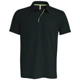 Technical sport polo