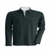 Men's zip neck top