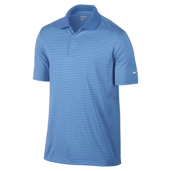 Victory stripe polo shirt