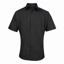 Supreme poplin short sleeve shirt