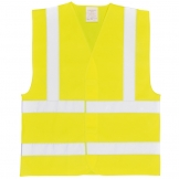 Hi-vis two band and brace vest (C470)