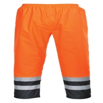 Hi-vis two tone traffic trousers (S486)