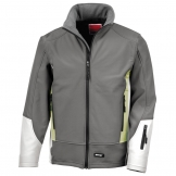 Blade 3 layer softshell jacket