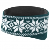 Fair Isle head warmer