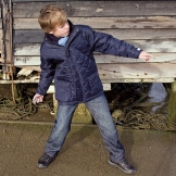 Junior Urban Cheltenham jacket