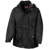 Multi-function winter jacket