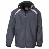 Spiro airstream jacket