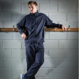 Lined tracksuit